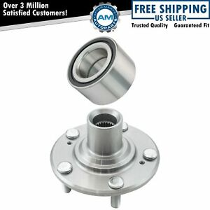 Front Wheel Hub Bearing Kit Driver Or Passenger Side For 06 11 Honda Civic New