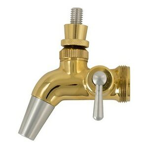 Intertap Flow Control Faucet Bar Kegerator Draft Beer