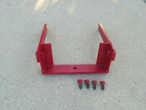 Farmall C Front Hitch Trailer Mover Super C International