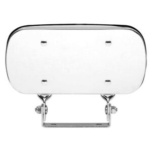 K Source Cl100 4 X 8 Convex Blind Spot Mirror