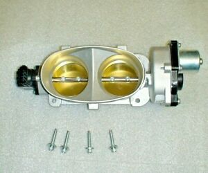 New 2013 14 Shelby Gt500 Eaton 2 3 Tvs Supercharger Throttle Body 5 8dohc