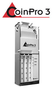 Completely Refurbished Coinco Coin Pro 3 Vending Machine 9302gx Mdb Coin Mech