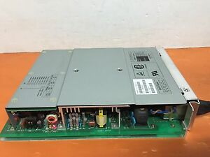 Yokogawa Power Supply Ps495 0101 Removed From Hp Hewlett Packard 83480a