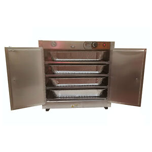 Heatmax Commercial Countertop Hot Box Cabinet Food Warmer 25 X 15 X 24