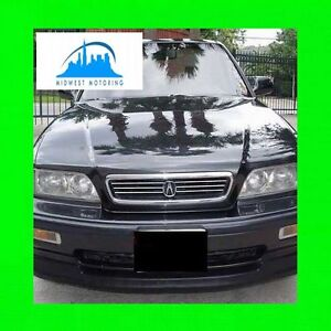 1991 1995 Acura Legend Chrome Grille Trim 1992 1993 1994