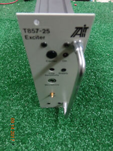 Tait Uhf Radio Repeater Exiciter Board T857 25 ss