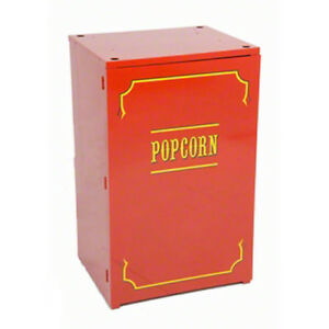 Paragon Vintage Style Premium 1911 Stand Red Popcorn Machine Concession Snack