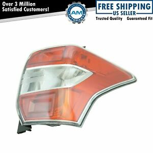 Tail Light Lamp Assembly Rh Rr Passenger Side For Subaru Forester New