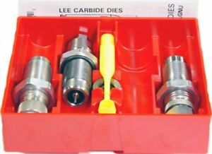 Lee Precision Reloading 9MM Luger Carbide 3 Die Set 90509