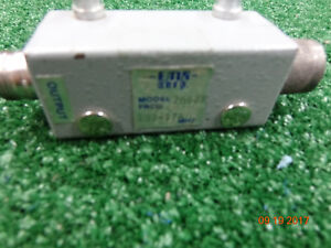 Emr Corp Vhf Radio Repeeater Filter Power Divider 2662n Free Shipping A44