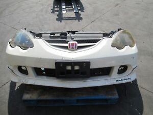 2003 Jdm Rsx Type R Dc5 Hid Headlights Dc5 Type R Bumper With Lip Type R Grill