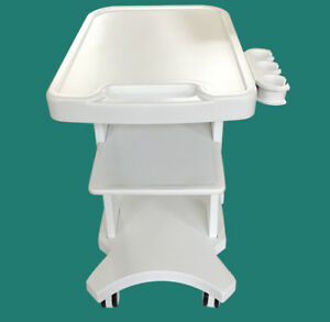 New Mobile Trolley Cart For Portable Ultrasound Imaging Scanner System Vehicle