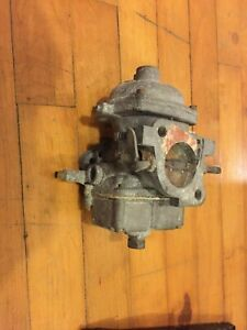 Triumph Gt6 Or Sunbeam Alpine 1967 68 Zenith Stromberg 150 Cd Carburetor 3