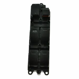 Window Switch Front Lh Left Driver Side For Lx450 4runner Land Cruiser