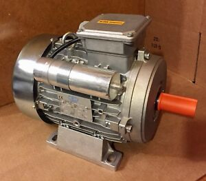 Ceg 5 Hp Single Phase Electric Motor 1690 Rpm