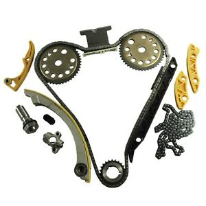 Ecotec Engine Timing Chain Kit Fit 00 11gm 2 0l 2 2l 2 4l Balance Shaft Set L61