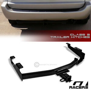 Class 3 Trailer Hitch Receiver Bumper Tow 2 For 2004 2007 Dodge Grand Caravan