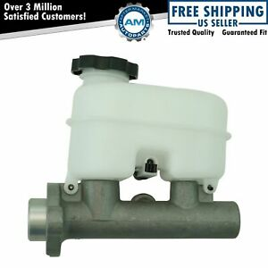 Brake Master Cylinder For Chevy Trailblazer Envoy Rainier Bravada Saab 9 7x New