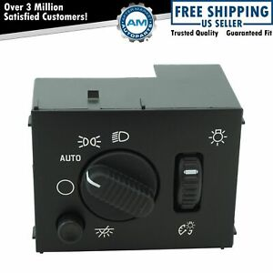 Headlight Dome Light Dimmer Switch For Chevy Gmc Cadillac Hummer Brand New
