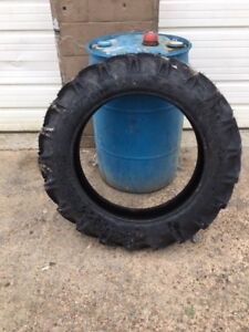 Two New 8 3x24 8 3 24 Goodyear Duratorque Cub Farmall 6 Ply T l Tractor Tires