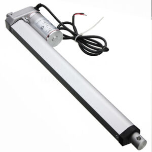 New Heavy Duty 16 Inch Linear Actuator Stroke 12 Volt Dc 200 Pound Max Lift Us