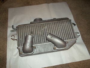 Oem 2002 2005 Subaru Impreza Wrx Top Mount Turbo Intercooler Ej20