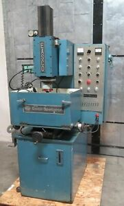 Easco sparcatron Model C 76 Sinker Edm Electrical Discharge Machine Nice