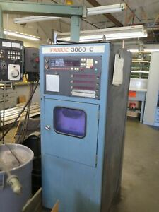 Fanuc 3000 C Control For Matsuura Model Mc 1000v Cnc Vertical Machining Center