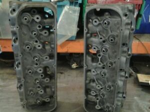 1966 66 Corvette 427 Chevelle Ss Chevy Impala 396 3872702 Cylinder Heads