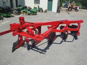 Pittsburg Catogory Ii 3 Point Hitch 5 Bottom Plow