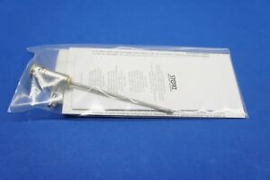Karl Storz 27033r 9fr Resectoscope Sheath W luer lock Stopcock With 27033ro