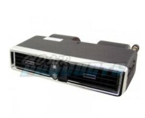 Under Dash Cool Only A C Unit Chrome Face Plate 3 Speed Inside Package Ip 200