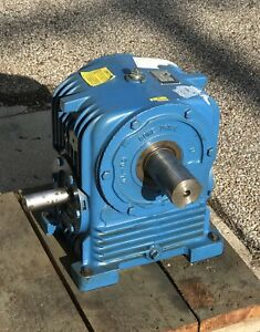 New Old Stock Textron Hu50 2 Cone Drive Model 59 Right Angle Gear Reducer