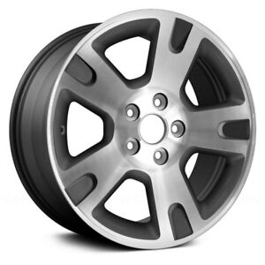 For Ford Ranger 02 11 Factory Alloy Wheel 16 Remanufactured 5 Spokes Charcoal