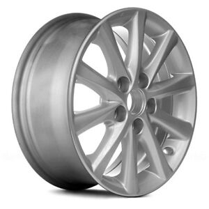 For Toyota Camry 10 11 Factory Alloy Wheel 16 Replica 10 Spokes All Painted