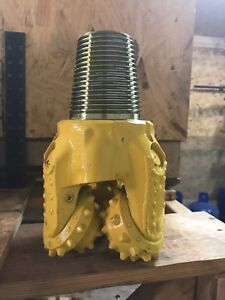 Hdd Oil Field Mining Tri Cone Drill Bit Ditch Witch Vermeer Mud Motor Rock Bit