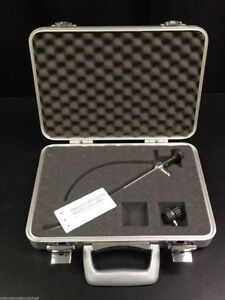 Karl Storz 11605c Brambrink Pediatric Intubation Scope Mag 40x Distal Bending