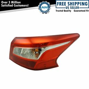 Outer Tail Light Lamp Assembly Passenger Side Rh Rr For Nissan Sentra New