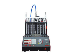 110v Ct200 Fuel Injector Cleaner And Tester Car truck Parts Oil Cleaner Machine