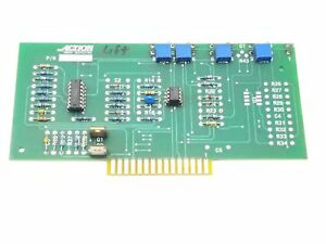 Action Robots Vulcan Engineering A70 00316 Board A7000316 0702