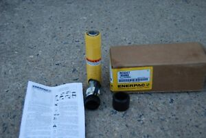 Enerpac Rc 53st Hydraulic Cylinder For Fs 56 Flange Spreader 5ton 3 stroke New