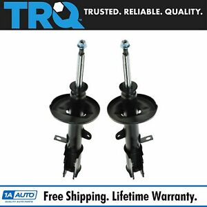 Rear Shock Absorber Strut Pair Set Of 2 For Geo Prizm Toyota Corolla Fwd