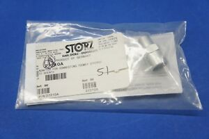 Karl Storz 27210a Adaptor For Connecting Toomey Syringe To Sheath