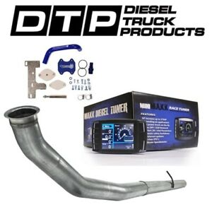 H S Mini Maxx Dpf Cat Delete For Dodge Cummins Diesel 6 7 07 12 Egr