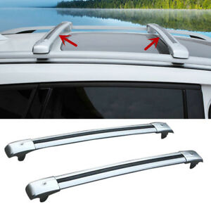 For Jeep Liberty 2004 2012 Auto Cargo Top Roof Racks Cross Bars Luggage Carrier