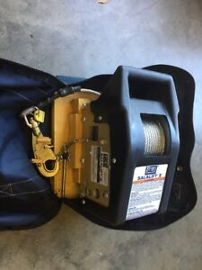Dbi sala Confined Space Winch 8102001 1 4 X 60 350lb Cap