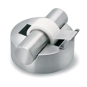 Blomus Akto Stainless Steel Scotch invisible Tape Dispenser 63202
