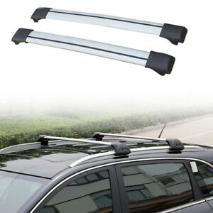 For Subaru Tribeca 2008 2014 Cargo Top Roof Rack Cross Luggage Carrier Protector