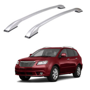 For Subaru Tribeca 2008 2014 Car Top Roof Racks Cross Bar Luggage Carrier Board