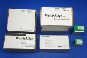 Welch Allyn 767 Diagnostic Otoscope Ophthalmoscope Therm Wall System